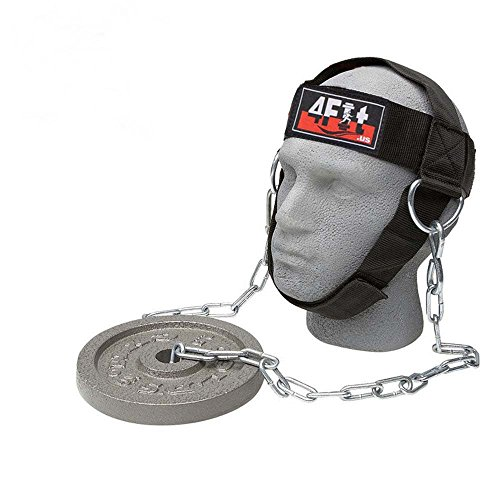 Pro-Adjustable-Head-Harness-Dipping-Neck-Builder-Belt-Weight-Lifting-Chain (Neck Harness Head)