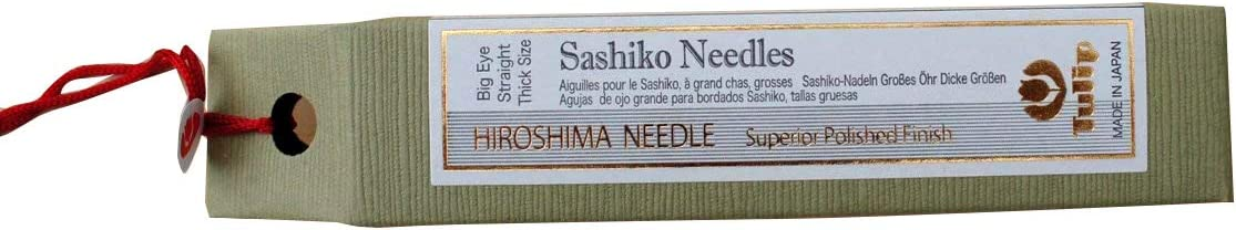 Japanese Hand Sewing Needles Tulip Sashiko Kogin Needles