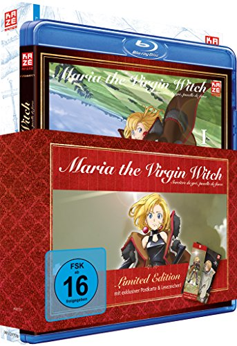 Maria the Virgin Witch (Junketsu no Maria) - Blu-ray 1 + Band 1 [Limited Edition]