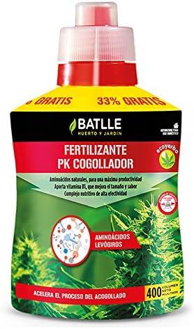 Abonos - Fertilizante Cogollador 400ml - Batlle