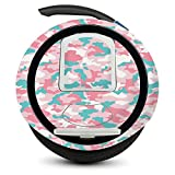 Pop Skin Decal Stickers for Ninebot One E E+ Pro Design Pink Camo Korea Made