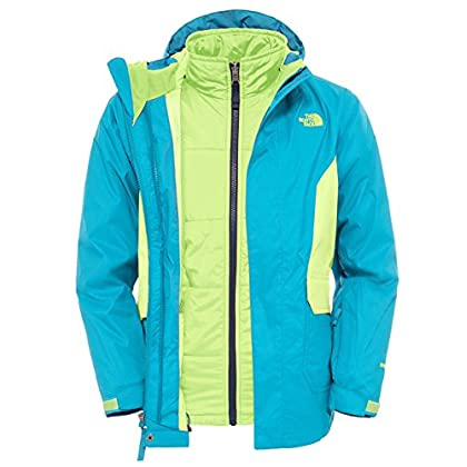 Image of The North Face Kids Boy's Boundary Triclimate¿ Jacket (Little Kids/Big Kids)