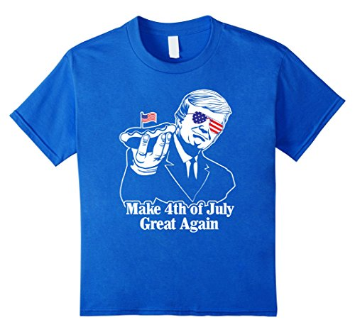 Make-4th-of-July-Great-Again-T-Shirt