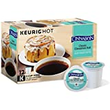 Cinnabon Classic Cinnamon Roll Coffee, Keurig K-Cups, 72 Count