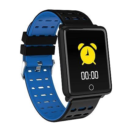 EisEyen Smart Band - Pulsera de Monitor de Color, frecuencia ...