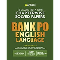 Bank PO English Language Solved Papers