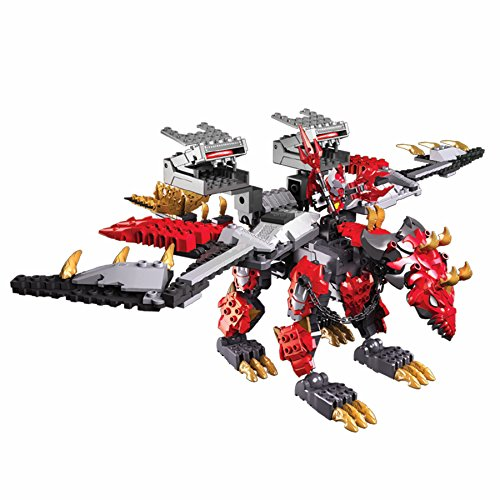 IONIX –Tenkai Knights – 2-in-1 Tenkai Dragon 13001