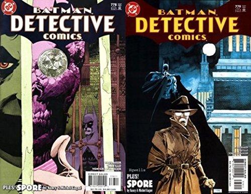 Detective Comics #778-779 (1937-2011, 2016-2017) Limited Series DC Comics - 2 ()