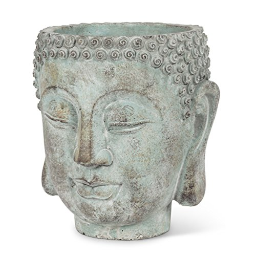 Abbott Collection 27-Dharma/350 Xlg Extra Large Buddha Head (Large Buddha Head)
