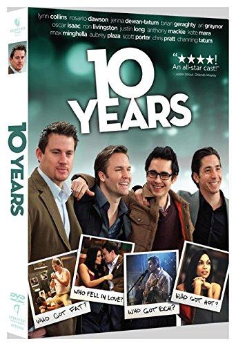 10 Years (Movies Dvd Channing Tatum)