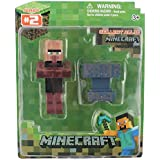 Minecraft toy model  eight  figure as a set