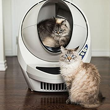 Best Cat Litter Box Automatic Self Cleaning New Litter Robot III 3 Cats  Toilet Wash