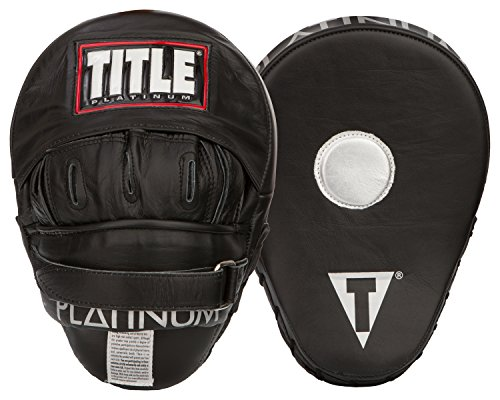 Title Boxing TITLE Platinum Punch Mitts Pair – DiZiSports Store