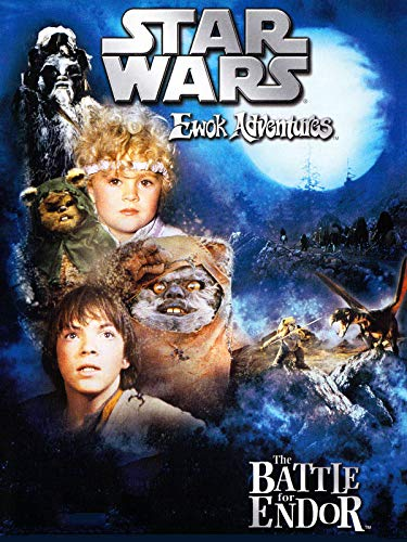 Star Wars Ewok Adventures The Battle for Endor