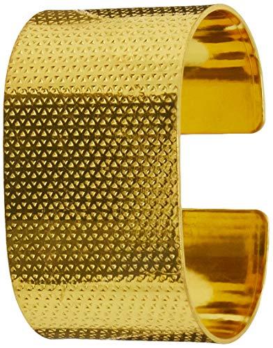 Anel Guardanapo Rússia Mimo Style Dourado
