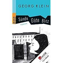 Sünde Güte Blitz (German Edition)