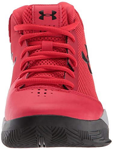 Under Armour Jungen UA BGS Jet 2017 Basketballschuhe Rot (Pierce)
