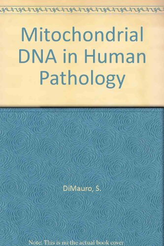 Mitochondrial DNA in Human Pathology