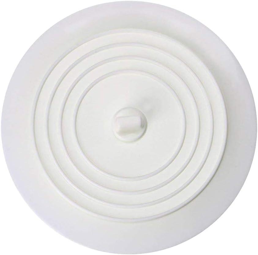 Bathtub Drain Cover Kitchen//Bathroom Deodorant Bath Plug Black+Black LART Bathtub//Tub Stopper Plug Silicone Drain Stopper 2pack