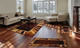Home Dynamix   Ariana Collection   3-Piece Area Rug