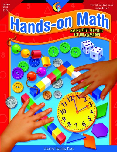 Hands-On Math, Grades 2-3