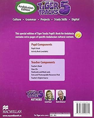 TIGER 5 Pb Andalusian - 9780230492615 Tiger Andalucia: Amazon.es: Read, C., Ormerod, M.: Libros en idiomas extranjeros