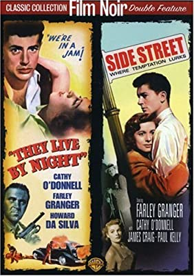 Film Noir Double Feature (They Live by Night / Side Street)