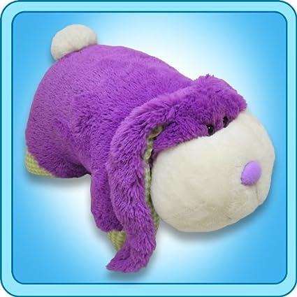 Amazon.com: My Pillow Pets púrpura Conejo 18
