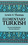 img - for Elementary Turkish (Dover Language Guides) book / textbook / text book