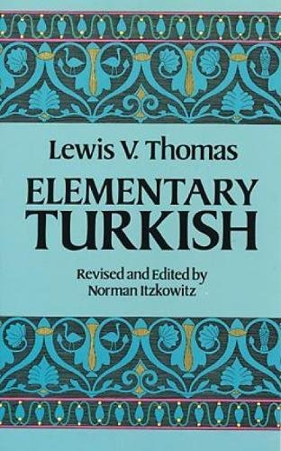 Fundamental Turkish (Dover Language Guides)