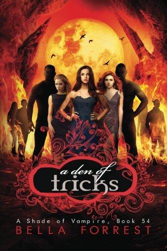 A Shade of Vampire 54: A Den of Tricks (Volume 54)