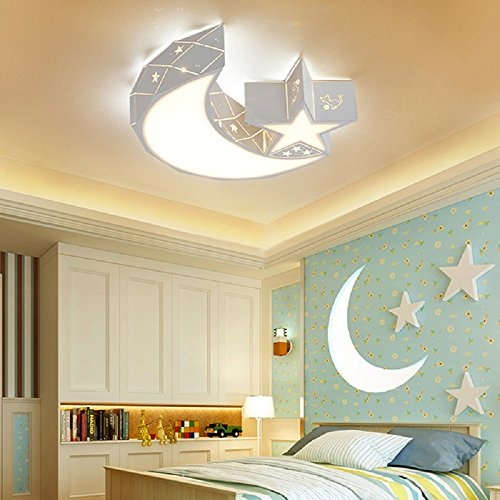 Moon And Stars Pendant Light in Florida - 9
