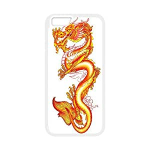 "C-Y-F-CASE DIY Sparkle Angry Dragon Pattern Phone Case For iPhone 6 Plus (5.5"")"