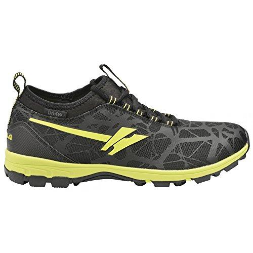 Gola Mens Ultra 2 Sneakers Black/Volt GZXmqJ