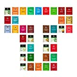 Custom Variety Tea Bags - Sampler Assortment Variety Tea Bags (38 Pack)