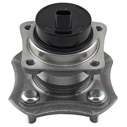 WJB WA590063 - Rear Wheel Hub Bearing Assembly - Cross Reference: Timken HA590063