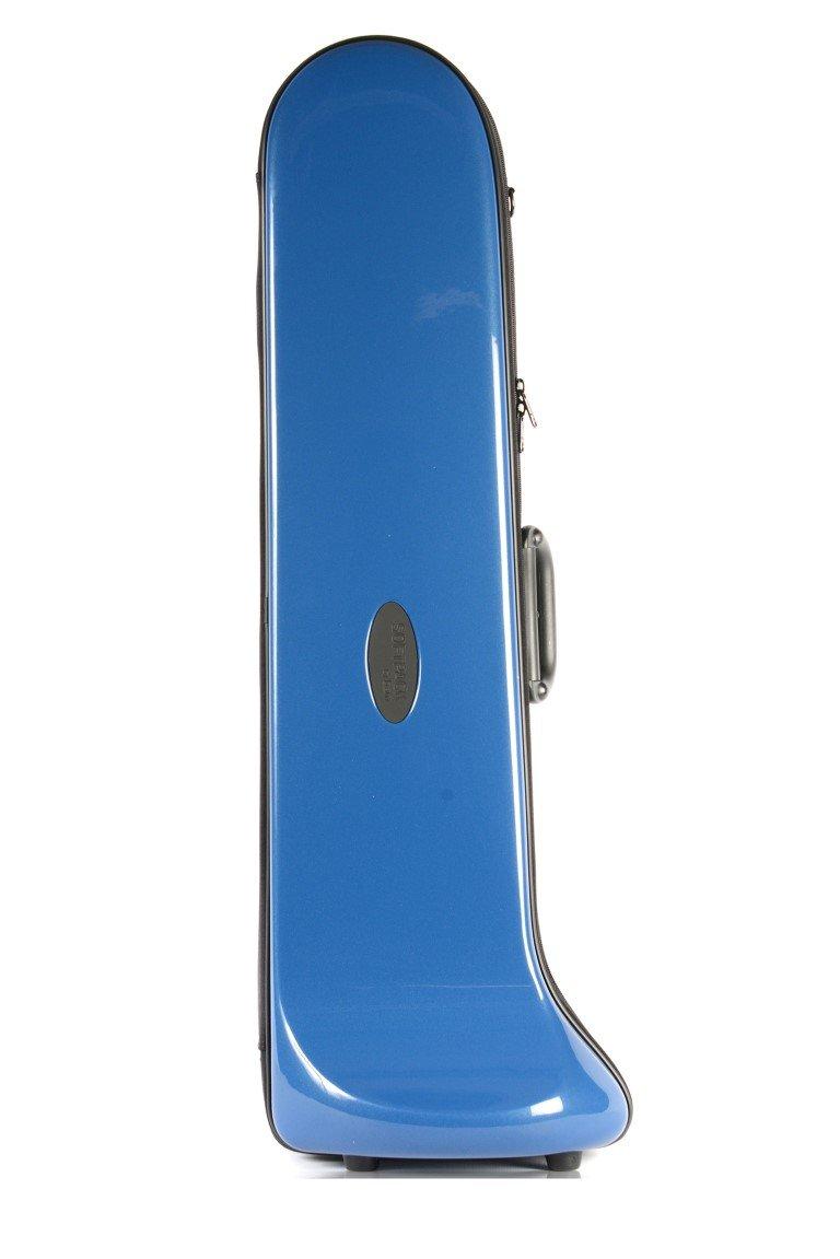 バム テナートロンボーン用 ソフトパックケース ブルー 4031SB B00UJ8WT66 ブルー ブルー