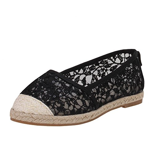 620 Girls Black shoes Z ballet Black YWWSf4B