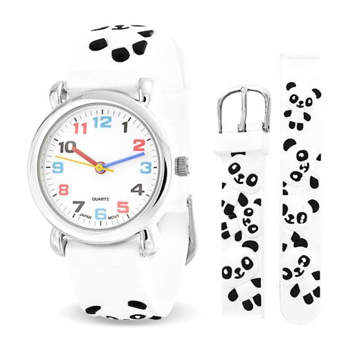 Bling Jewelry White Animal Stainless