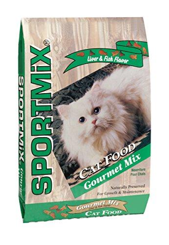 Wells SPORTMiX Gourmet Mix Cat Food - 15 lb. Bag