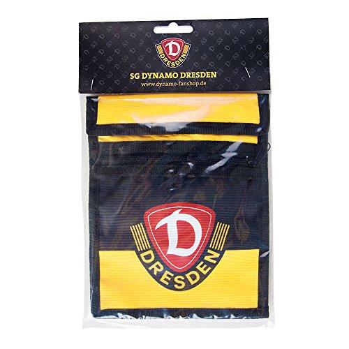 SG Dynamo Dresden Brustbeutel schwarz-gelb