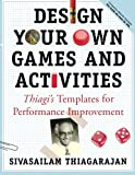 Design Your Own Games and Activities 9780787964658