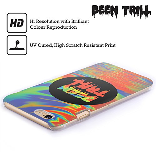 Official Been Trill Blue Tie Dye Hard Back Case for Apple iPhone 5c