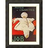 Framed Art Print 'Papier a cigarettes Job (ca. 1926)' by Leonetto Cappiello