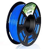 Tactink Pro 1.75mm 3D PLA Printer Filament Blue 2.2 lb (1 kg) Spool, Dimensional Accuracy +/- 0.03