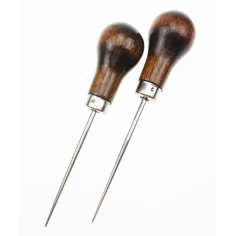 Dsmile Gourd Shape Scratch Awl Pin Punching,set of 5