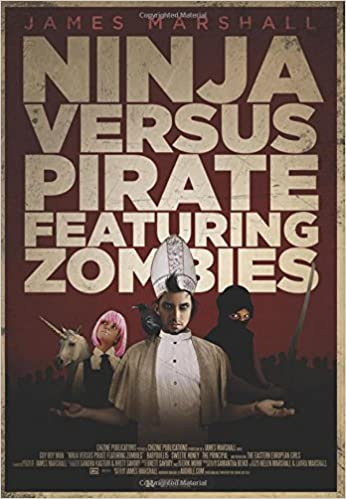 Ninja Versus Pirate Featuring Zombies (How to End Human ...