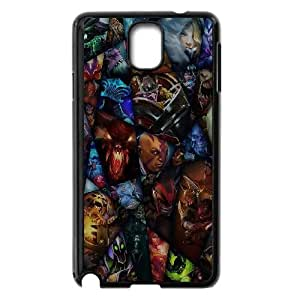 League of Legends LOL Samsung Galaxy Note 3 Cell Phone Case Black Delicate gift AVS_631611
