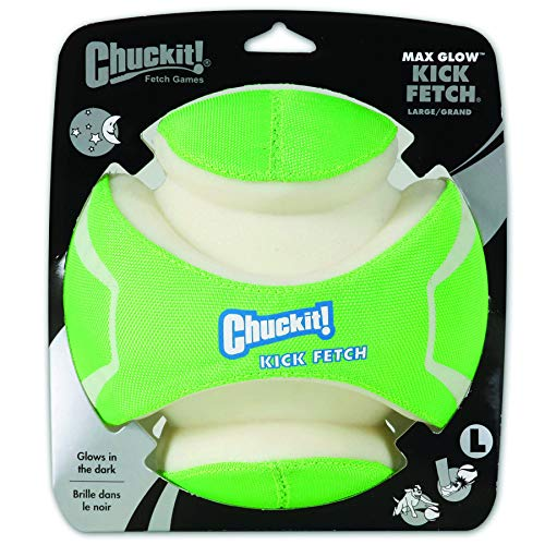 Chuckit Max Glow Kick Fetch Large