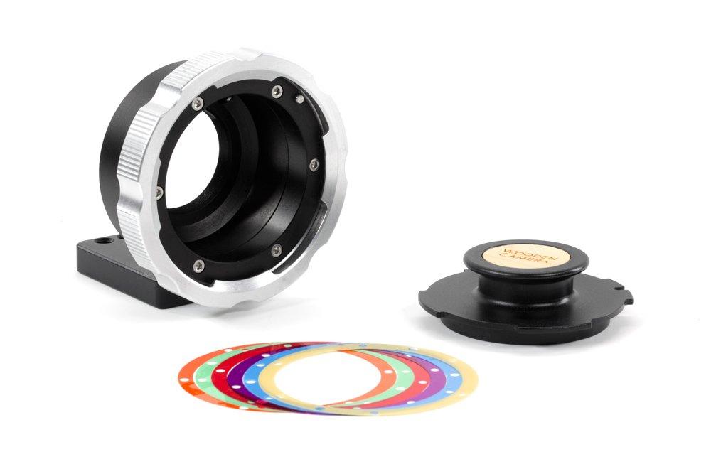 木製カメラ – e-mount to PLマウントPro (a7s)   B011Z5A5I0